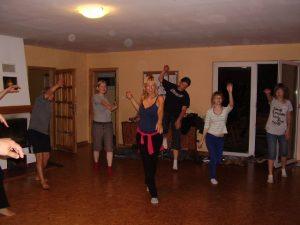 Choreografia - prawie idealna