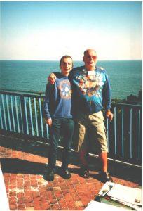 Artur Święch i Leszek Weres, wrzesień 2003